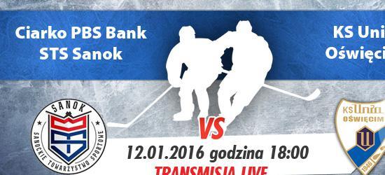 KONIEC TRANSMISJI NA ŻYWO: Ciarko PBS Bank KH Sanok – HC GKS Katowice. Oglądaj tylko w Esanok.pl!