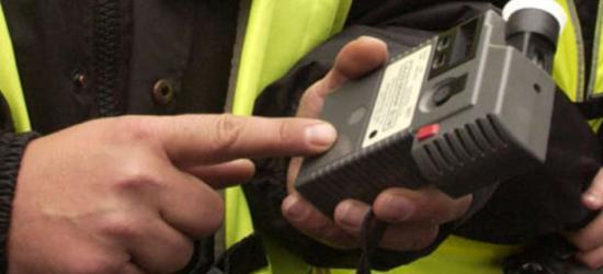 BIESZCZADY: Dwukrotnie zatrzymywany mężczyzna z kolejną kontrolą bardziej pijany