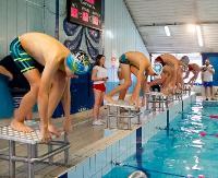 Sanok gościł pływaków. Rywalizowano w ramach południowo-podkarpackiej ligi (ZDJĘCIA)