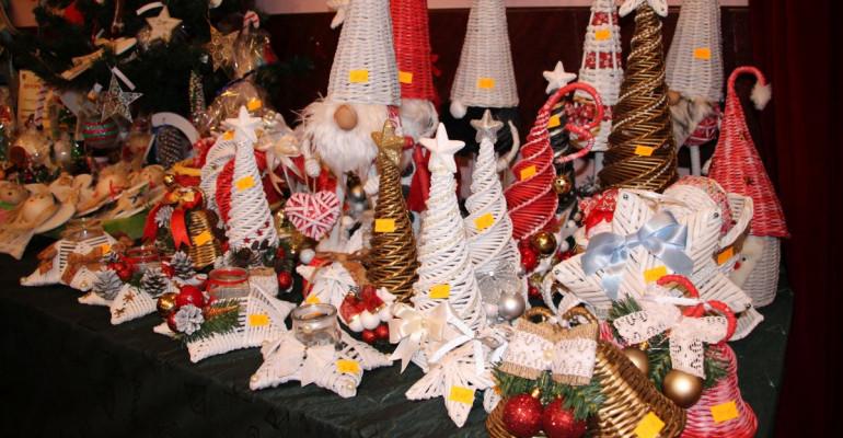 Setka rękodzielników na Wystawie Bożonarodzeniowej. Czar świąt (FILM, ZDJĘCIA)