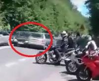 WUJSKIE: Mrożące krew w żyłach nagranie video wypadku z Wujskiego (FILM)