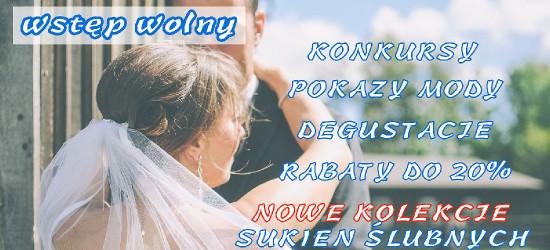 Największe Targi Ślubne w Krośnie. Raj dla przyszłych nowożeńców