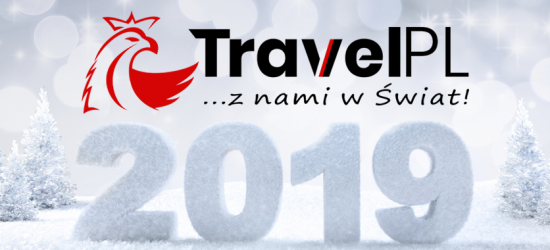 Bezpiecznego i szczęśliwego nowego roku życzy TravelPL!
