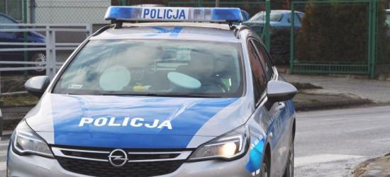 KRONIKA POLICYJNA: Wywrotka pijanego na rowerze i graffiti na pociągach