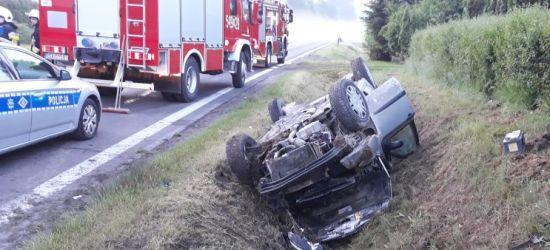 Wypadek w Bykowcach: Cud, że nikt nie zginął (FOTO)