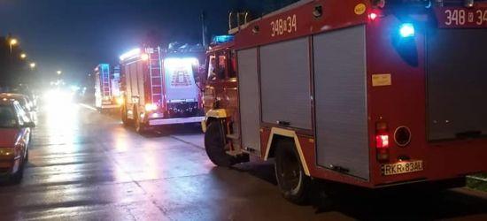 Nasi strażacy pomagali na Podkarpaciu (VIDEO, FOTO)
