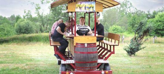 Beer Bike-em zwiedzać okolice. Przyjąłby się w Sanoku?