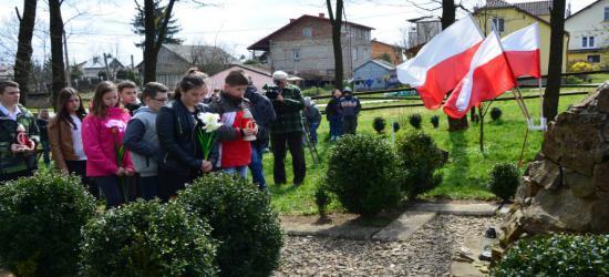 """,,Niech spoczywają w pokoju, choć nieraz na ziemi obcej"""". Obchody rocznicowe Zbrodni Katyńskiej w Trepczy (ZDJĘCIA)"""