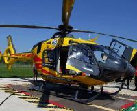 Usiąść za sterami helikoptera. Odwiedzający bazę LPR w Sanoku mieli ku temu okazję w miniony weekend (ZDJĘCIA)