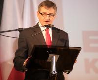 """Marszałek Sejmu RP Marek Kuchciński otworzył 20 konferencję """"Europa Karpat"""" (VIDEO)"""