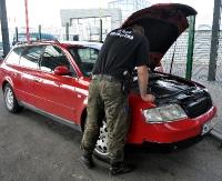 BIESZCZADY: Sezon na kradzione pojazdy