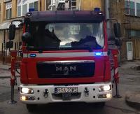 KRONIKA STRAŻACKA: Płonące kominy, połamane drzewa i olejowe plamy na jezdni