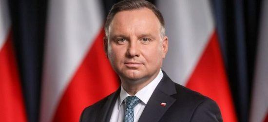 Prezydent Andrzej Duda zakażony koronawirusem!