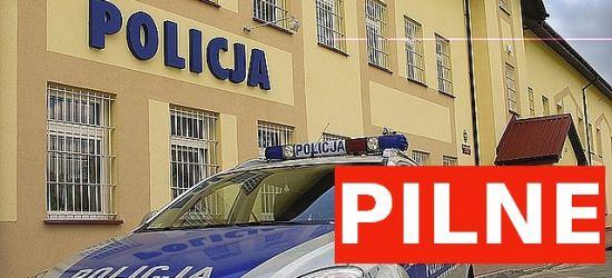 Podejrzenie koronawirusa w sanockiej komendzie policji