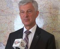 """""""Czuję się jakbym wracał do domu"""" – mówi Henryk Przybycień, dyrektor SP ZOZ w Sanoku (FILM, WYWIAD)"""