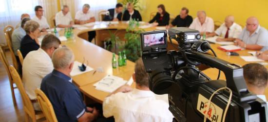 GMINA ZAGÓRZ: Radni nie obniżyli pensji burmistrzowi (ZDJĘCIA)