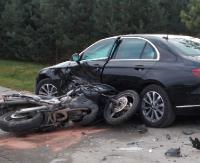 SANOK: Wypadki i kolizje podczas długiego weekendu na sanockich drogach (ZDJĘCIA)