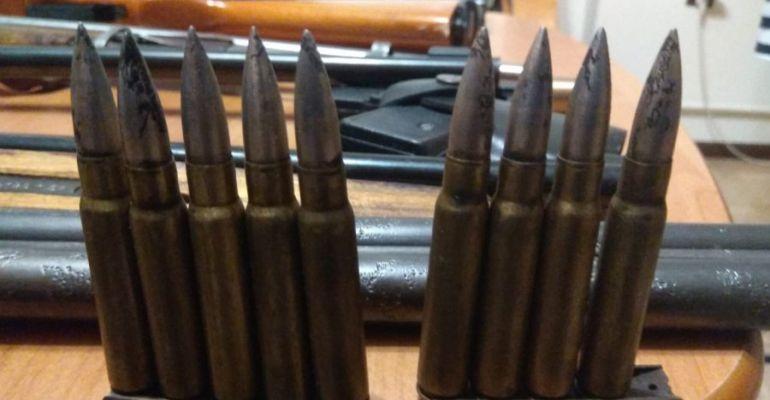POWIAT BRZOZOWSKI: Postrzelił psa z nielegalnie posiadanej broni (FOTO)