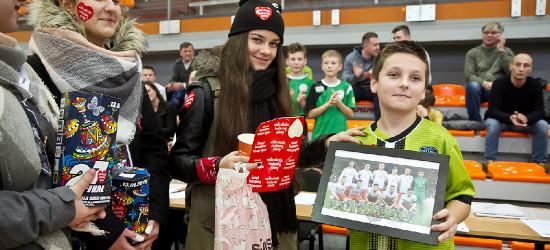 Turniej Jerzego Pietrzkiewicza. Sportowa rywalizacja i pomoc maluszkom (ZDJĘCIA)