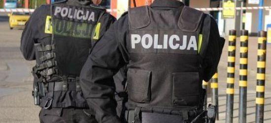 Alarmy bombowe w szkołach z regionu