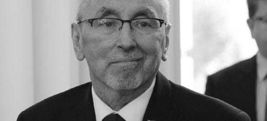 Zmarł Tadeusz Pióro, były burmistrz Sanoka