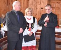 GMINA SANOK: Spotkanie opłatkowe w Srogowie Dolnym (ZDJĘCIA)
