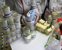 W styczniu PKPS po raz drugi będzie wydawał żywność. W paczkach…