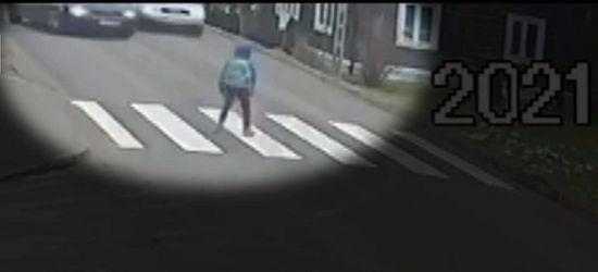 Wyprzedzanie na pasach! Kierowca uratował dziecku życie!? (VIDEO)