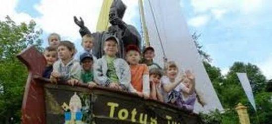 """Obchody Dnia św. Jana Pawła II. Wieczorna """"Barka"""""""