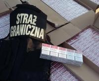 Narazili Skarb Państwa na milion złotych strat. Akcja CBŚP i Straży Granicznej (ZDJĘCIA, VIDEO)