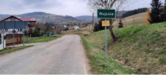 Droga w Wujskiem będzie wyremontowana