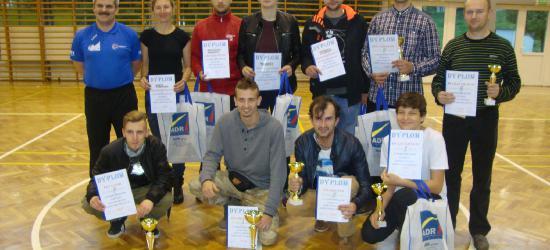 XI Podkarpacki Turniej Piłki Siatkowej Osób Niesłyszących. Sanoczanie na 2. miejscu (ZDJĘCIA)