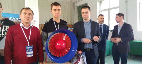 """Konstruktorzy z """"mechanika"""" w finale turnieju Maszyn Wiatrowych"""