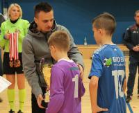 Drugie miejsce piłkarzy Ekoball-u w turnieju o Puchar Sławomira Peszki (FILM, ZDJĘCIA)