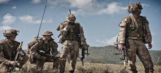W Bieszczadach trwają polsko-kanadyjskie ćwiczenia wojskowe (ZDJĘCIA)