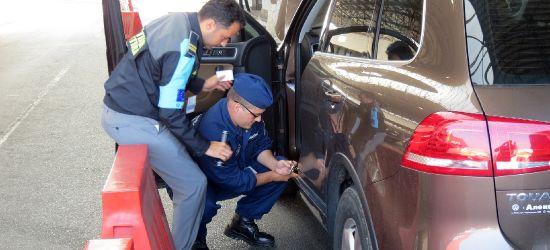 GRANICA: Chcieli wywieźć na Ukrainę kradzione samochody