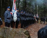 25. rocznica katastrofy śmigłowca w Cisnej (FILM, ZDJĘCIA)