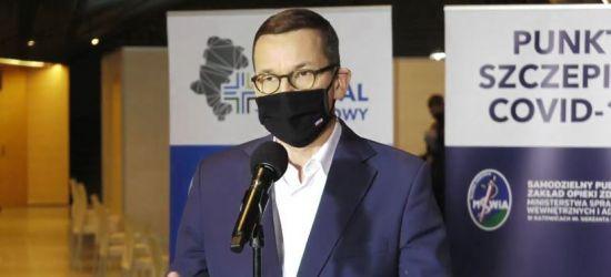 Premier: Oferujemy pomoc Czechom i Słowakom. Rzeszów udostępni łóżka?