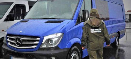 GRANICA: Mercedes z przerobionym nr VIN, wart 140 tys!