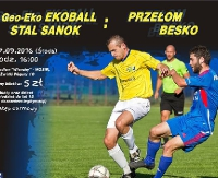 DZISIAJ: Pucharowa środa. Ekoball Stal Sanok gra z Przełomem Besko