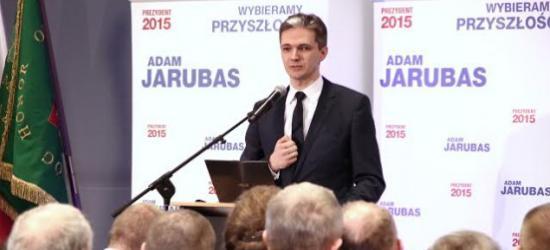 DZISIAJ: Spotkanie z Adamem Jarubasem. Kandydatem PSL na Prezydenta RP