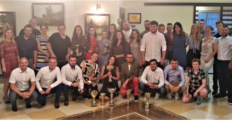 Sportowe sukcesy studentów PWSZ Sanok. To był kolejny dobry rok! (ZDJĘCIA)