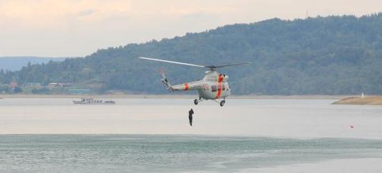 Desant i ewakuacja… ćwiczenia na wysokości (ZDJĘCIA)