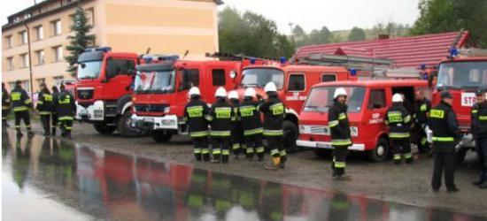 POWIAT SANOCKI: 60 interwencji straży pożarnej przy wypalaniu traw! (FILM)