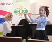 Wiktoria Cecuła wyróżniona w Ogólnopolskim Konkursie Fletowym (ZDJĘCIA)