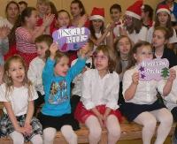 Gminny konkurs angielskich kolęd i piosenek świątecznych (ZDJĘCIA)