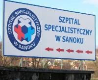 SZPITAL SANOK: Konkurs na dyrektora szpitala nie został rozstrzygnięty