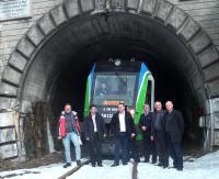 Polska i Słowacja bliżej siebie dzięki kolei. Wakacyjne połączenie Rzeszów – Medzilaborce (FILM)