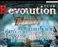 NASZ PATRONAT: Imprezowy piątek i sobota w Clubie Revolution!