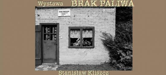 """Wystawa """"Brak Paliwa"""" Stanisława Kliszcza w ODK """"Puchatek"""""""